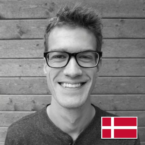Martin Hebsgaard Crillesen - BIG Denmark Ambassador