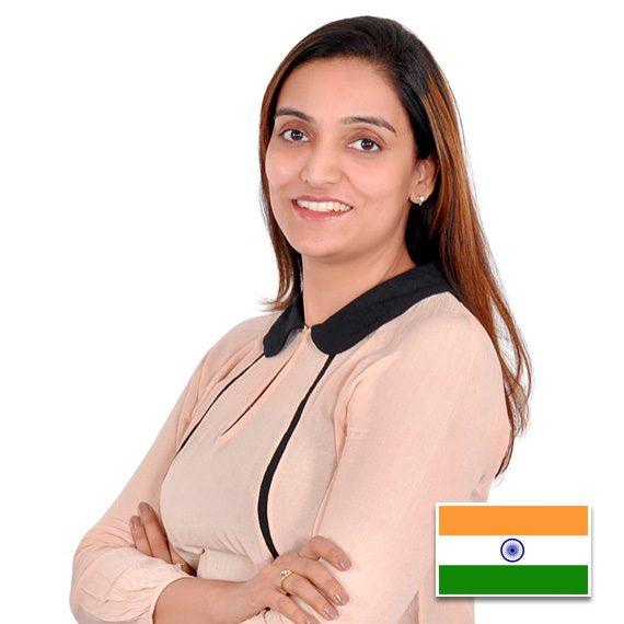 Nidhi Chamria - BIG India Ambassador