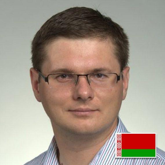 Yury Charniauski - BIG Belarus Ambassador
