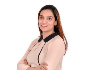 Nidhi Chamria, Co-Founder of Sofocle Technologies Pvt. Ltd and Prolitus