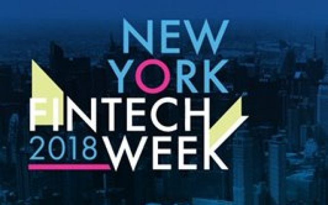 2nd Annual FinTech Week New York 2018