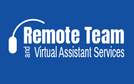 Remote Team and Virtual Assistant Services - discount