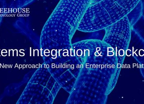 Systems Integration and Blockchain: A New Approach to Building an Enterprise Data Platform