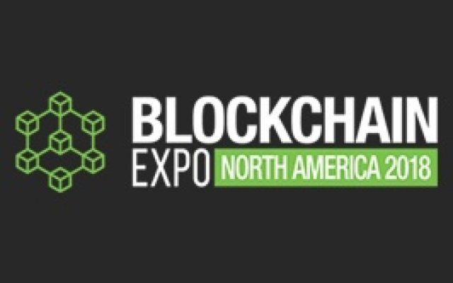 Blockchain Expo North America 2018 | Silicon Valley | November 28 - 29, 2018