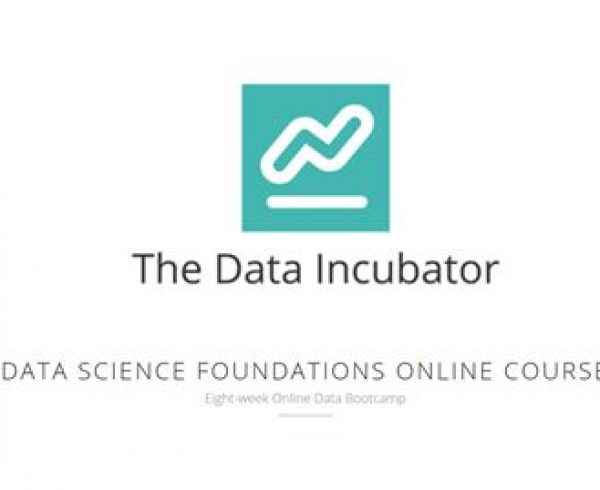 Data Science Foundations Online Course - Featured