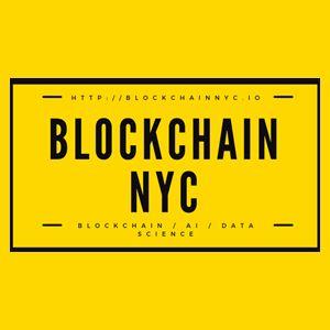 Blockchain NYC - Blockchain   AI   Data Science