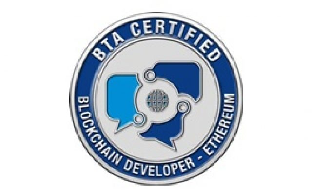 Certified Blockchain Developer - Ethereum (CBDE)