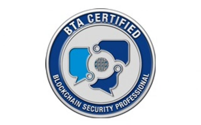 Certified Blockchain Security Professional (CBSP)